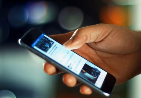 Faire une capture d'écran sur iPhone ou iPad