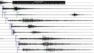 Tremblement de terre ou non ? Des sites pour mesurer l'activité sismique