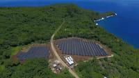Tesla alimente une île du Pacifique