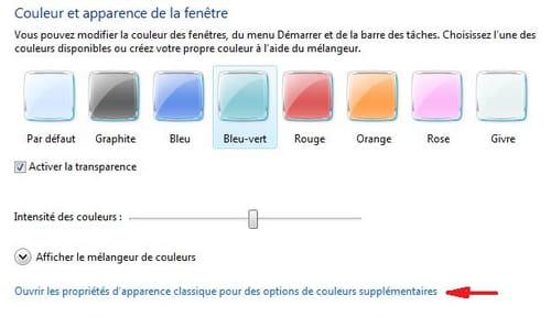 Windows 7 Vista Changer La Taille Et La Police De Windows