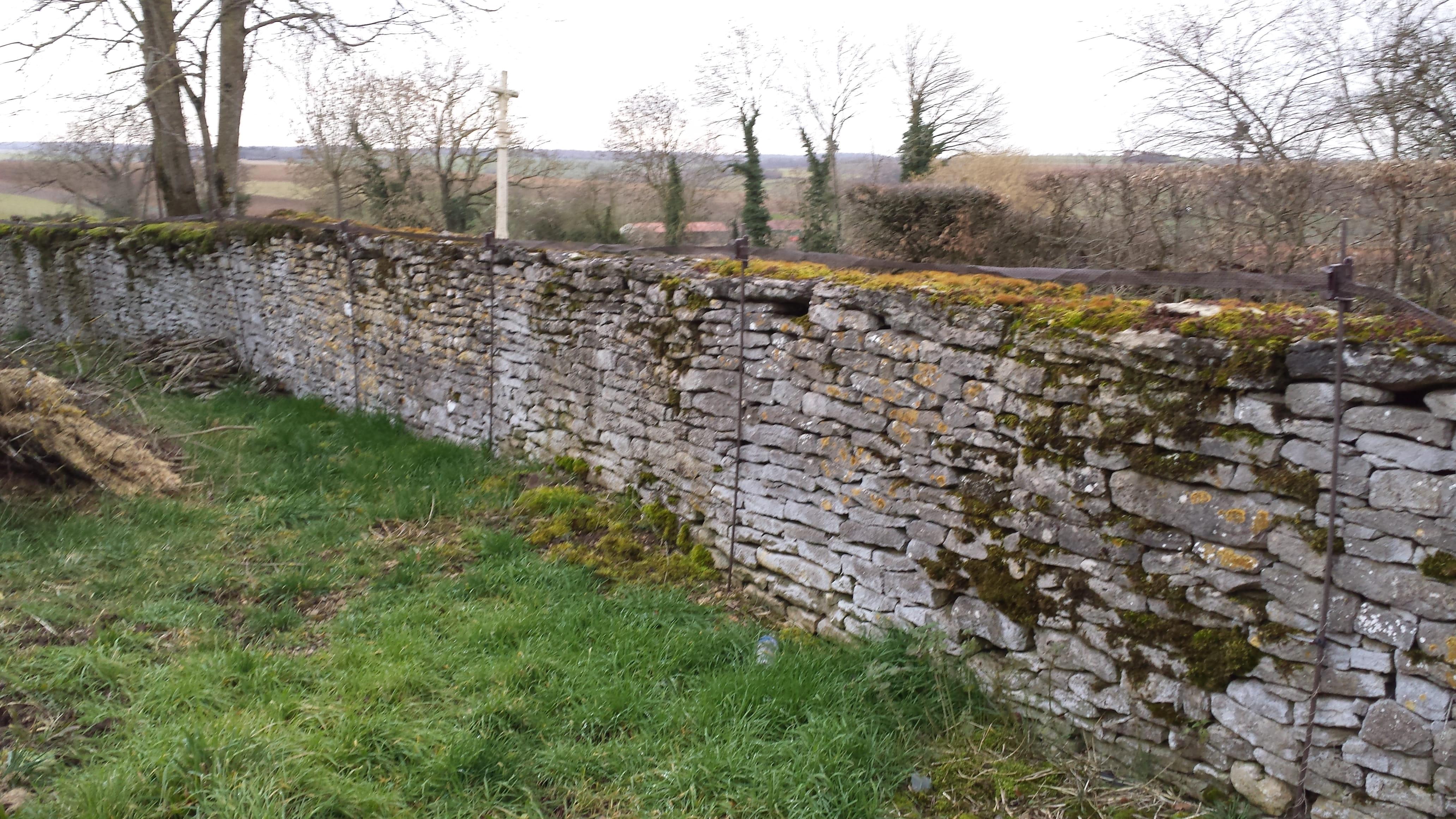 Mur Cloture Pierre cloture mur en pierre