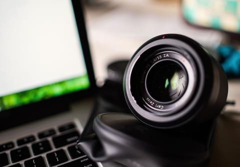 Faire des photos et des vidéos avec une webcam sur Mac