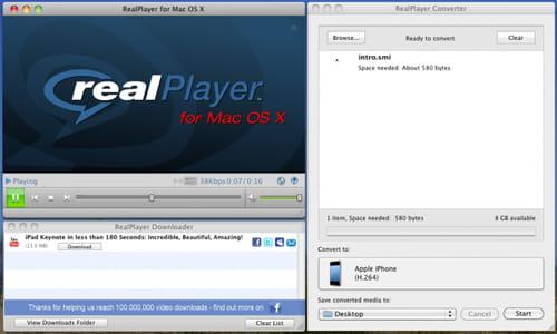 telecharger real player pour windows 7 64 bits gratuit