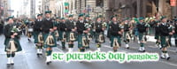 Fêter la St Patrick sur le Web