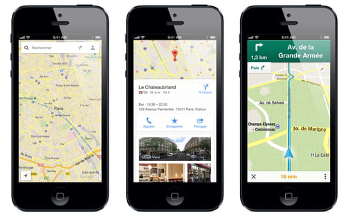 t l charger google maps pour iphone gratuit. Black Bedroom Furniture Sets. Home Design Ideas