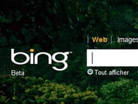 Bing renforce l'intégration du bouton Like de Facebook