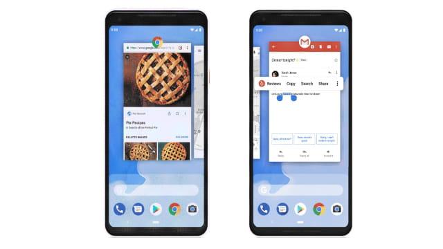 Android 9.0 Pie officiellement lancé