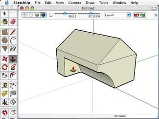 google sketchup est un puissant logiciel de traitement dimages 3d plus prcisment le programme permet de concevoir de visualiser et bien entendu de - Logiciel De Construction 3d Gratuit En Francais