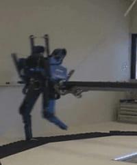 Le robot bipède le plus rapide du monde