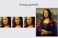 Une IA de Samsung peut animer un visage à partir d'une unique photo