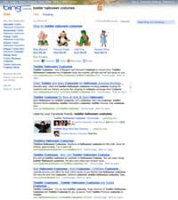 Bing suit à son tour la voie de la recommandation