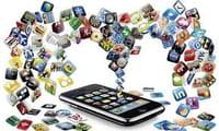 Applications mobiles : une hausse de 115 % en 2013