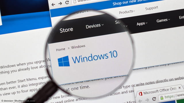 Suspension de la mise à jour Windows 10