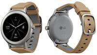 Coup d'oeil sur la Watch Style de LG
