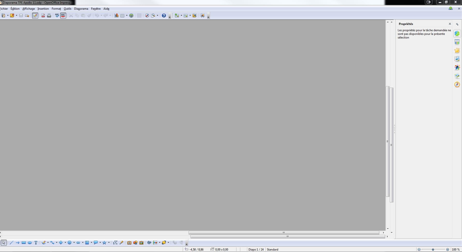 Un bug tr s genant d 39 impress forum libreoffice - Telechargement open office gratuitement ...