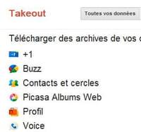 Google permet de télécharger les archives vocales de son service « Voice »