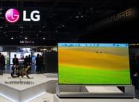 LG met en vente le premier téléviseur Oled 8K du monde