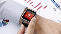 La smartwatch dépasse la montre suisse