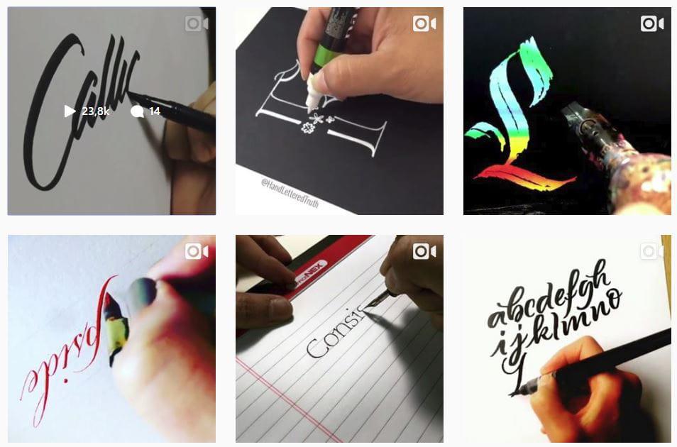 Sur Instagram, détente avec les comptes dédiés à l'art