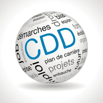Le Cdd Ou Contrat De Travail A Duree Determinee Droit Finances