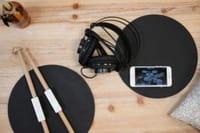 Senstroke : jouer de la batterie sans bruit et sans batterie