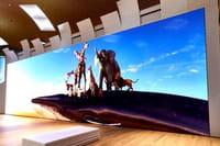Sony a fabriqué un écran 16K de 20 mètres de diagonale