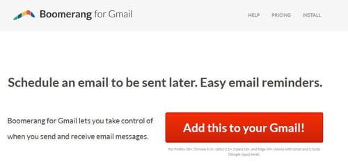 Activer l'accusé de réception avec Gmail Boomerang_1