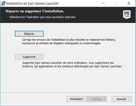 Le <b>Launcher</b> <b>ne</b> <b>se</b> <b>lance</b> <b>pas</b> sur le forum Fortnite - 02-11 ...