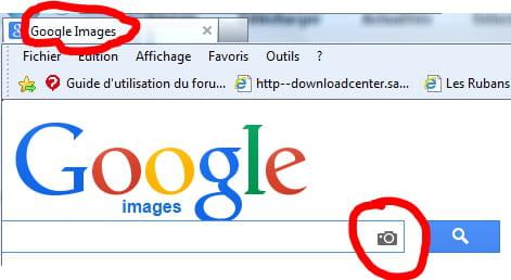 Extraordinaire Identifier un tableau / un dessin sur internet (Google) - Comment GI-18