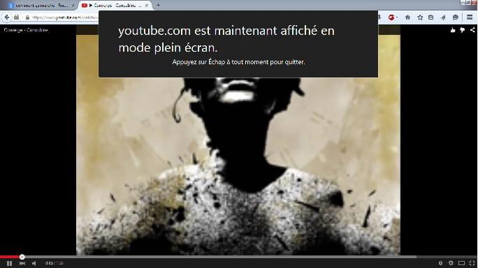 Comment Afficher Youtube En Vrai Plein Ecran Resolu