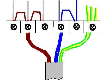 sch ma lectrique cuisini re electrolux nestor martin ek 6489 electrom nager. Black Bedroom Furniture Sets. Home Design Ideas