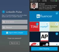 LinkedIn s'intègre avec l'agrégateur de contenus Pulse sur web et mobile