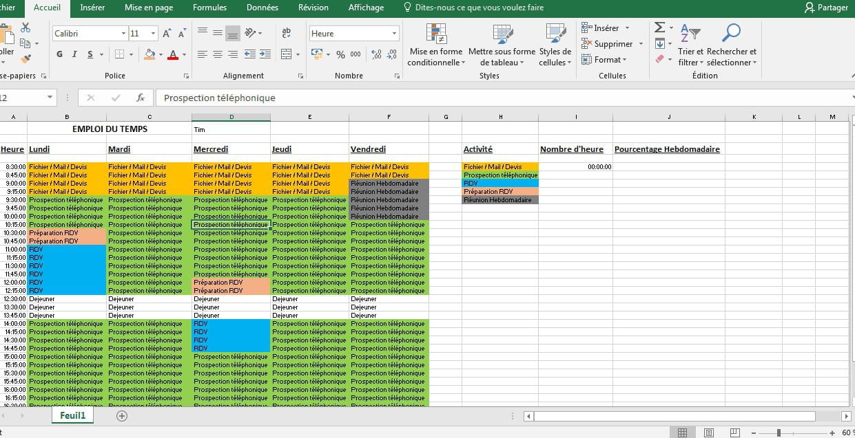 Calculer Le Nombre D Heures Dans Un Tableur Excel Forum Excel