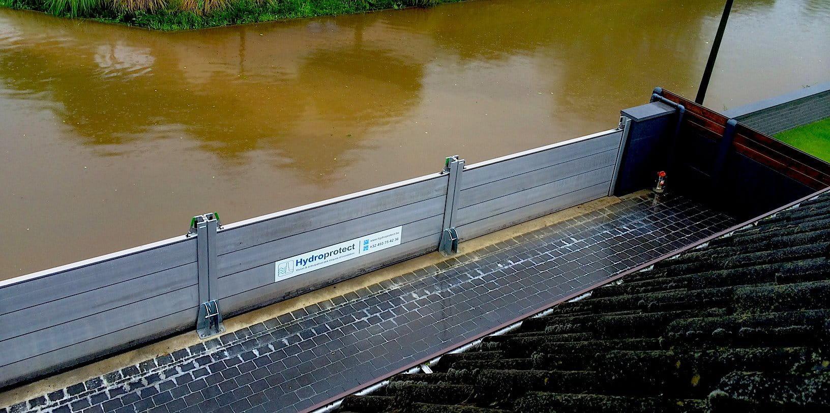 Barriere Panneau Batardeau Anti Inondation Résolu - Batardeau porte