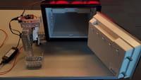 Ce robot ouvre un coffre-fort en 30 min.