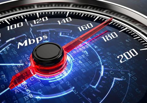Wi-Fi: afficher le débit maximum d'une connexion