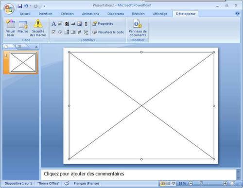 comment mettre un fichier pdf sur powerpoint
