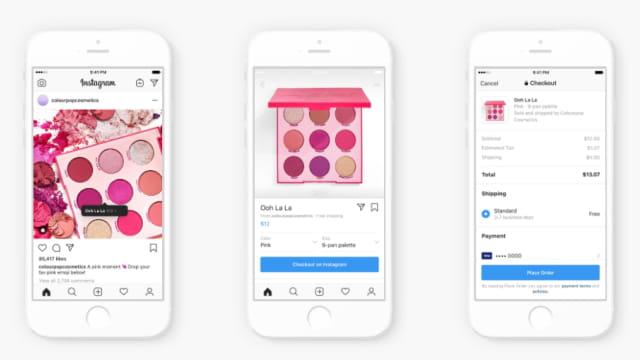 On va pouvoir payer des achats sur Instagram avec PayPal