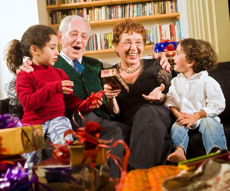 Petits Enfants Droit De Visite Des Grands Parents