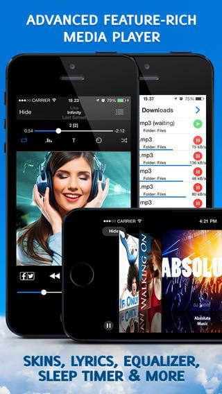 Télécharger Free Music Download - Mp3 Downloader (gratuit)