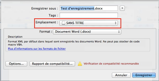 transf u00e9rer un document word sur une cl u00e9 usb