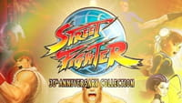Capcom fête les 30 ans de Street Fighter