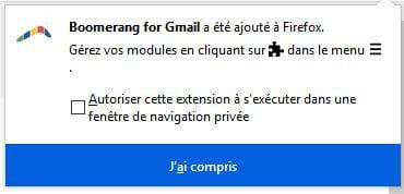 Activer l'accusé de réception avec Gmail Boomerang_2