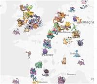 Pokemon Go : cartes et guides utiles pour les joueurs