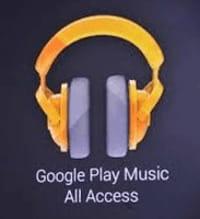 Google Play Musique disponible sur l'App Store