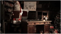 Le Père-Noël portable : le Père-Noël en vidéo-conférence