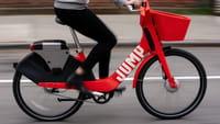 Uber lance ses vélos en Europe