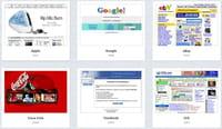 Web Design Museum : plongée dans les (vieux) souvenirs du web