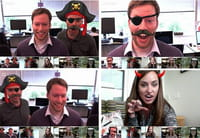 Une application de capture d'écran intégrée à Google Hangouts
