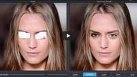 NVIDIA reconstruit des photos tronquées